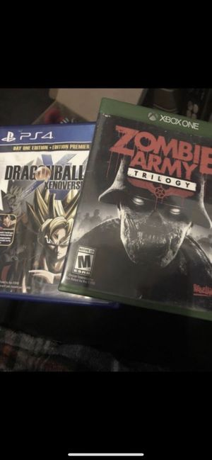 Ps4 & Xbox 360 game for Sale in Houston, TX