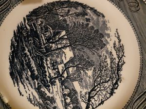 Wiping willow plates 11 [2 bowl for Sale in Smyrna, TN