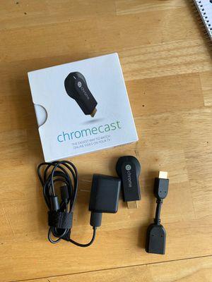 Original Chromecast for Sale in Bailey's Crossroads, VA