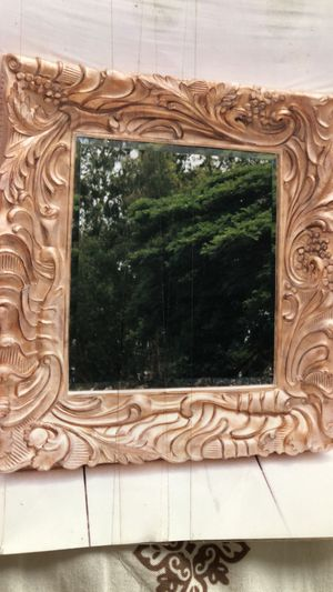 Wall mirror 38ins by 42 ins for Sale in McDonogh, MD