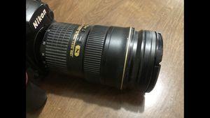 AF-S NIKON 24-70 mm F2.8G ED Lense for Sale in San Jose, CA