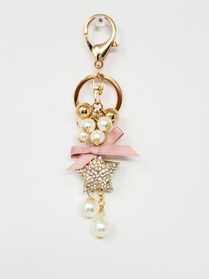 Star bling keychain bag charm for Sale in Baldwin Park, CA