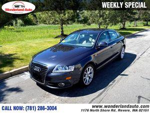 2011 Audi A6 for Sale in Boston, MA