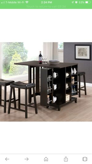 Dining pub table for sale Brand New ! for Sale in Fairfax, VA