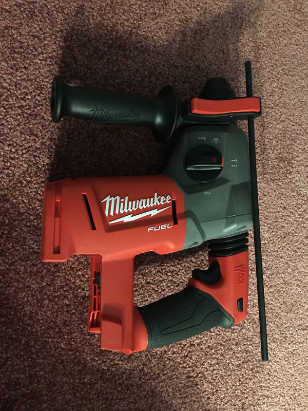 Rotary hammer drill sds plus