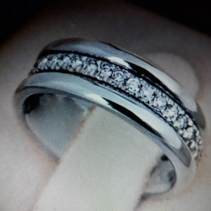 925 Sterling Silver Unisex Wedding Ring, Size 9. for Sale in Dallas, TX