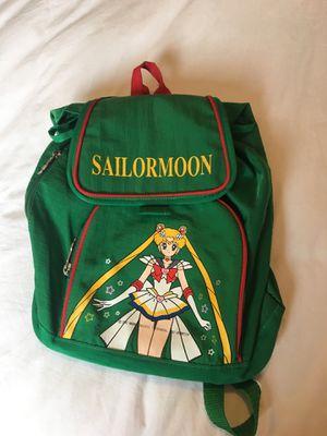 1992 sailor moon mini backpack for Sale in Edmonds, WA