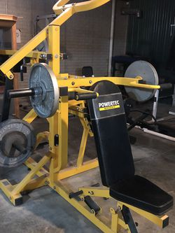 PowerTec Workout bench for Sale in Marengo,  OH