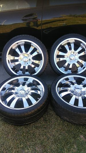 """20"""" BMW, ASTRO,CHEVY 1500 ,,C5 UNIVERSAL. for Sale in South Gate, CA"""