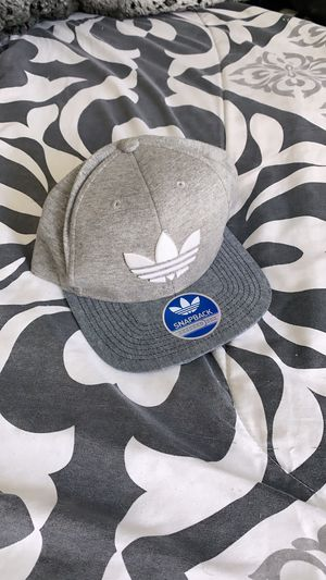 Adidas Original SnapBack Brand New Rare Large Logo Front for Sale in Los Angeles, CA