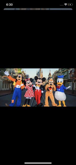 Disney world tickets for Sale in Lake Buena Vista, FL