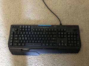 Logitech G910 Orion spark RBG gaming keyboard for Sale in Brentwood, CA
