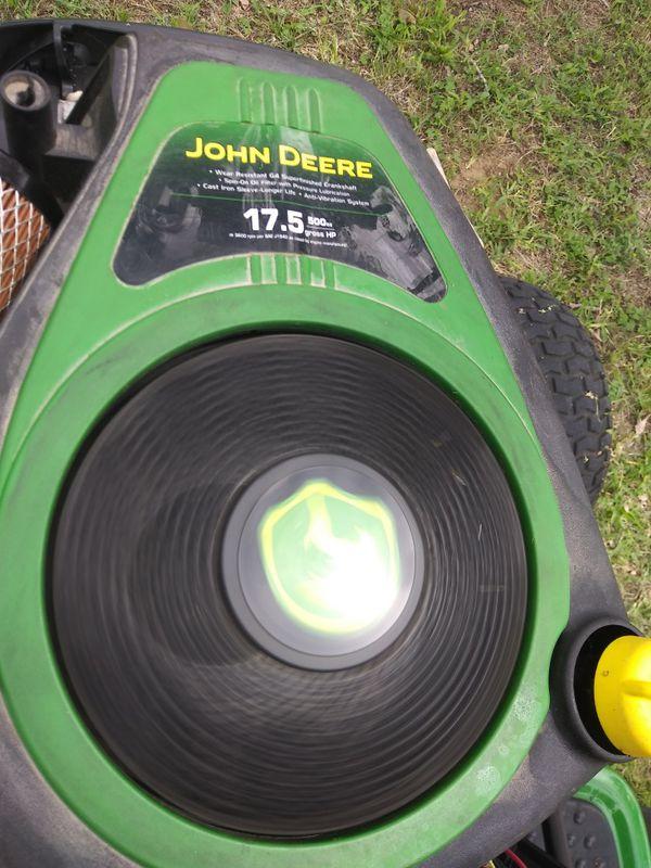 John Deere L100