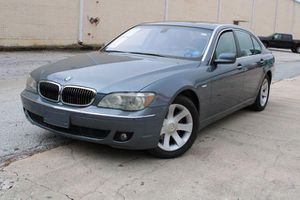 2006 BMW 7 Series for Sale in Doraville, GA