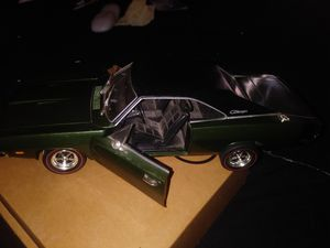 1998 Mattel Hot Wheels Dodge Charger Franklin Mint for Sale in Casa Grande, AZ