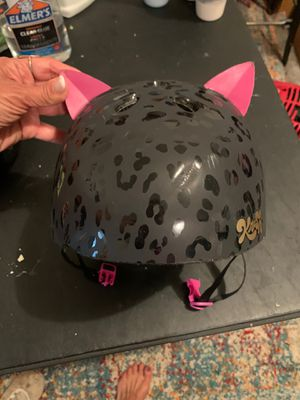 Girls bike helmet for Sale in Charlotte, NC