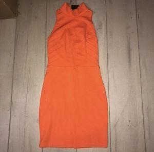 Laura's boutique orange mini dress for Sale in Bradbury, CA