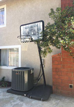 Free basketball hoop for Sale in La Verne, CA