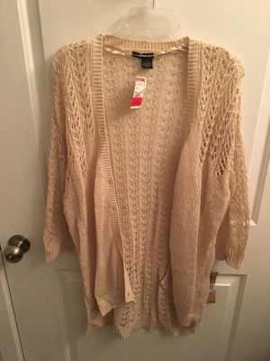 XL DKNY Cardigan NWT for Sale in Washington, DC