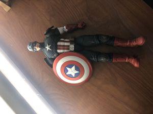"""Captain America 12"""" figure for Sale in Los Altos, CA"""