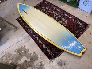 6' Surfboard Surf Board for Sale in San Diego, CA