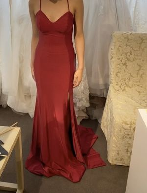 Red/Maroon Prom Dress for Sale in Seattle, WA