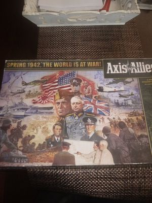 Axis and Allies board game for Sale in Victorville, CA