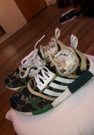 Adidas BAPE NMD Size 8.5 for Sale in La Habra, CA