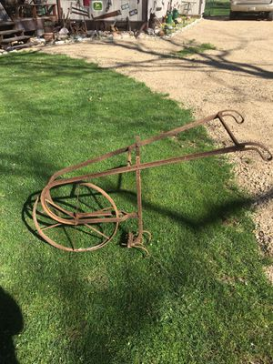 Old farm cultivator $95 for Sale in Varna, IL