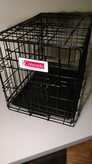 Pro concepts extra small folding dog crate for Sale in Columbus, OH