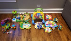 Various baby toys for Sale in HOFFMAN EST, IL