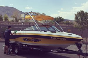 MALIBU Wakeboard boat for Sale in Las Vegas, NV