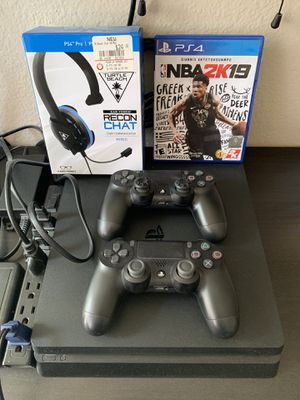 Sony PS4 for Sale in Oceanside, CA