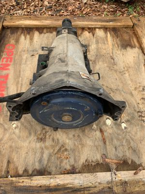 1995 Chevy 4L60 Automatic Transmission, works fine, very dependable. for Sale in Lancaster, SC