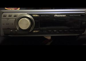 Pioneer head unit CD player car audio for Sale in Strongsville, OH