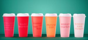 New Starbucks hot cups 6 pack for Sale in Menifee, CA