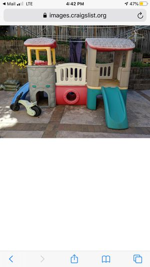Step 2 clubhouse playful set for Sale in Castro Valley, CA