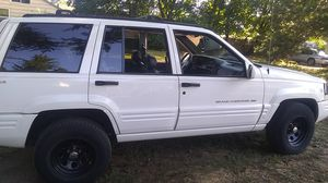 94 jeep Grand Cherokee limited for Sale in Portland, OR