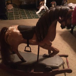 Antique rocking horse for Sale in Swansea, SC