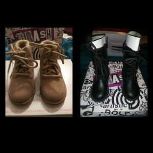 Girl's Adorable Toddler Boots - Size 5 for Sale in Bakersfield, CA