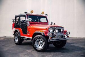 1977 JEEP CJ-5 for Sale in Costa Mesa, CA