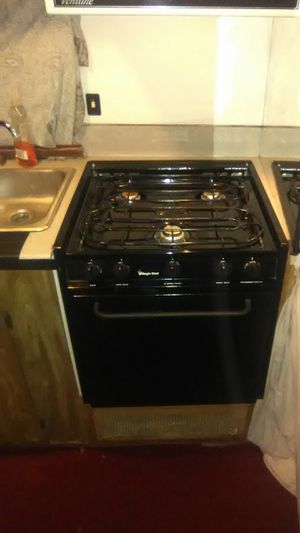 Magic chef gas stove for Sale in Stephens City, VA