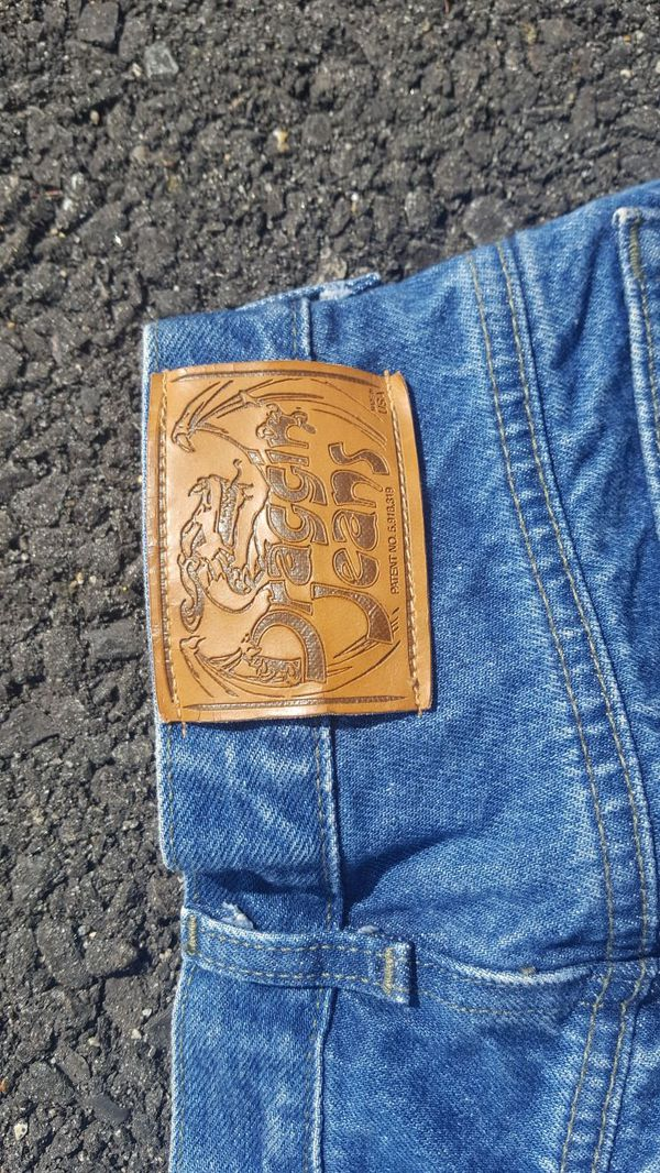 Motorcycle Kevlar Draggin Jeans 28 x 34