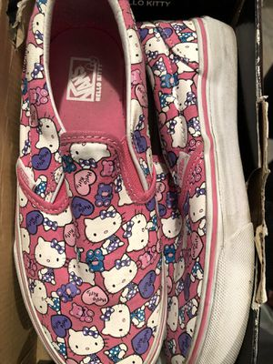 Hello Kitty Vans for Sale in Fresno, CA