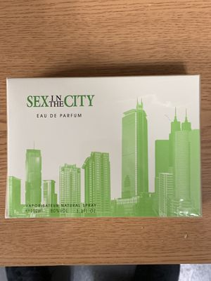 Sex in the City Perfume for Sale in Rancho Cucamonga, CA