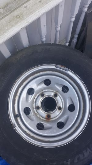 American racing rims and tires for Sale in West Haven, CT