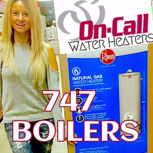 Water Heaters 30, 40, 50 Gallon Gas Electric & Propane Available for Sale in Los Angeles, CA