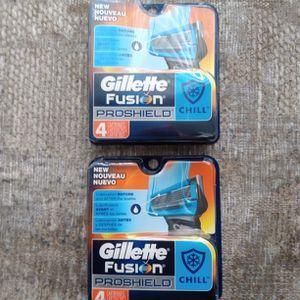 Gillette Sensor Proshield Cartridges for Sale in Everett, WA
