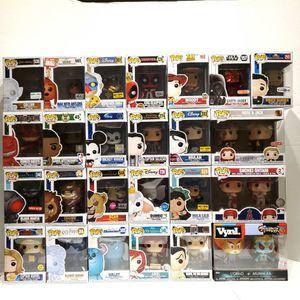 Funko Pop Random Lot Of 25 For $140 for Sale in Orlando, FL