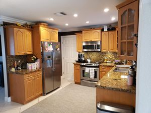 Kitchen Cabinets and Granite/ Sink Need Gone for Sale in Pompano Beach, FL